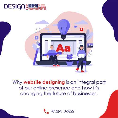 Why Website Design is an Integral Part of our Online Presence?
